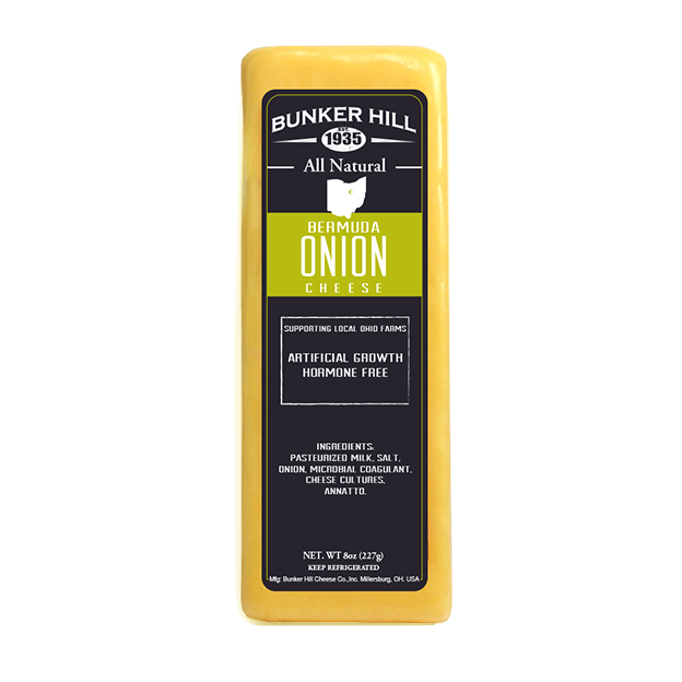 Bunker Hill - Bermuda Onion Cheese