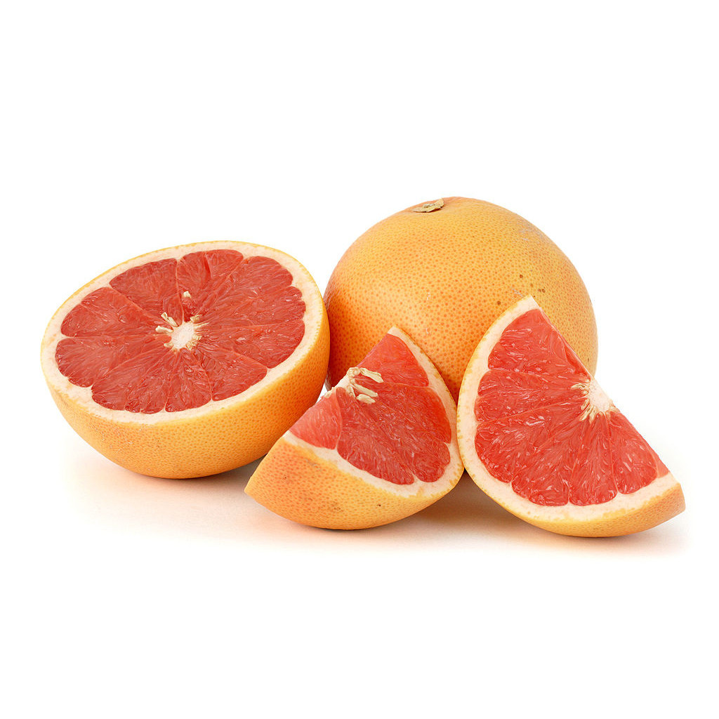 Organic Grapefruit (*Conventionally-Grown temporarily due to citrus being out of season*)