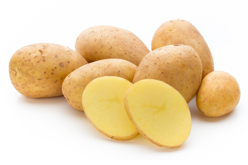 Organic Yukon Gold Potatoes