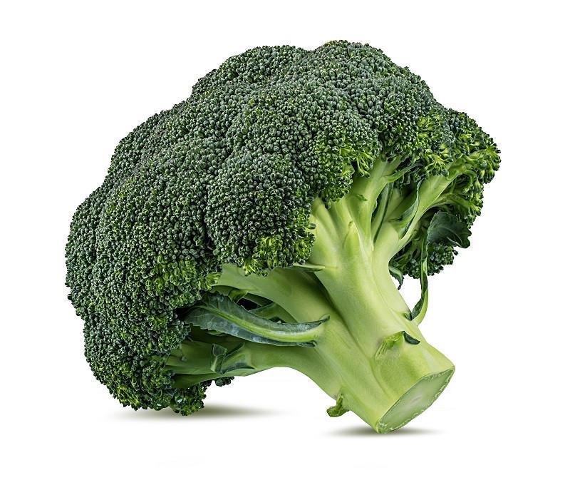 Organic Broccoli (5 lbs)
