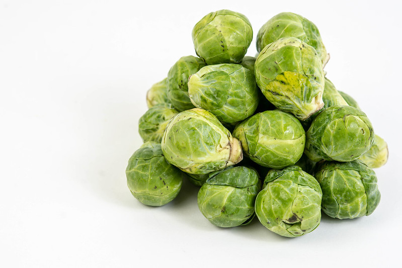 Organic Brussels Sprouts (5 lbs)