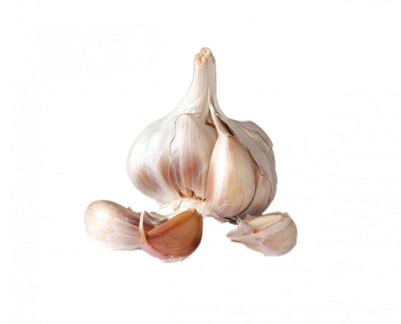 Organic Garlic Bulbs