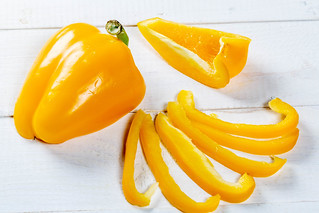 Organic Yellow Bell Pepper
