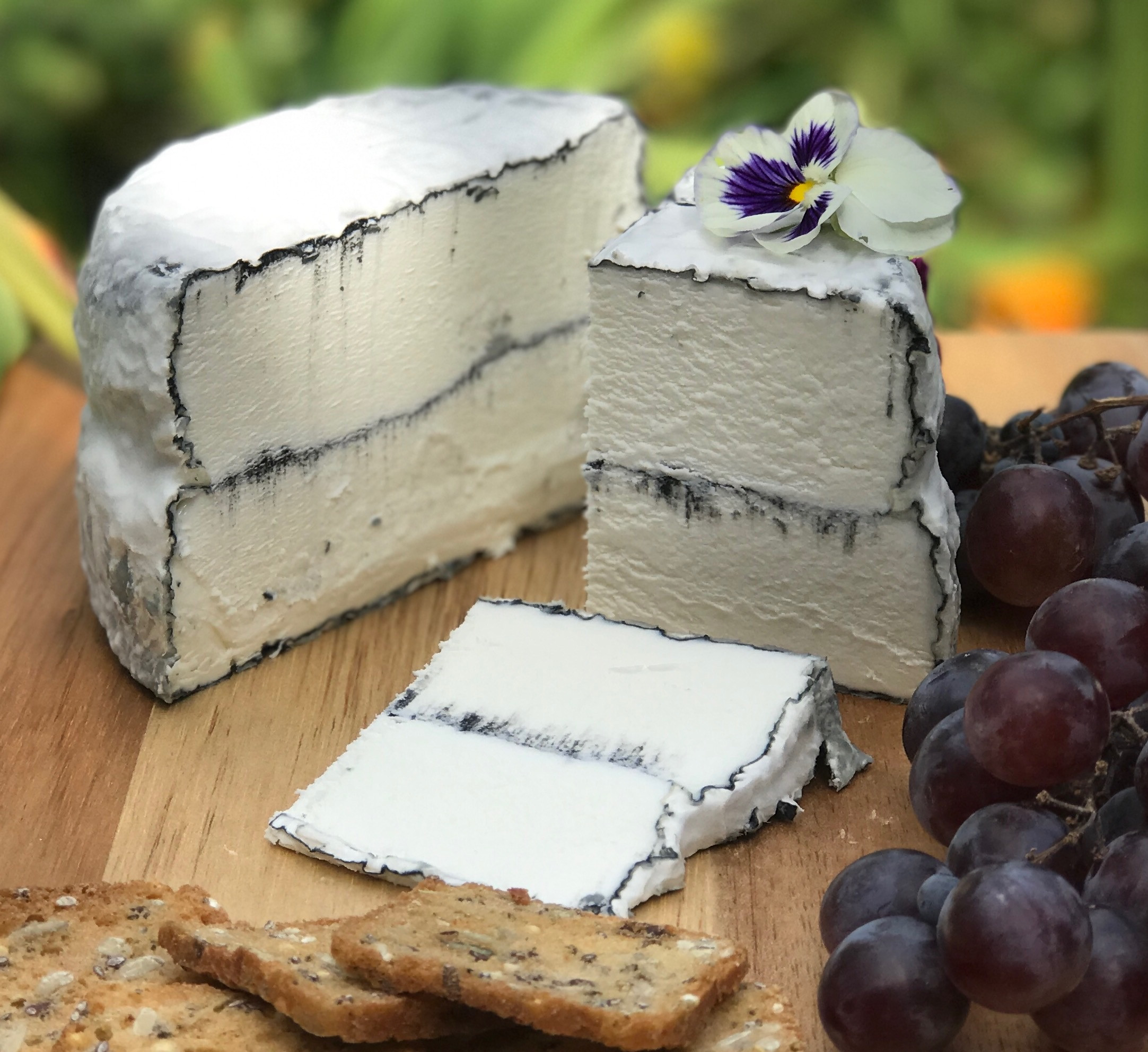 Idyll Farms Goat Cheese