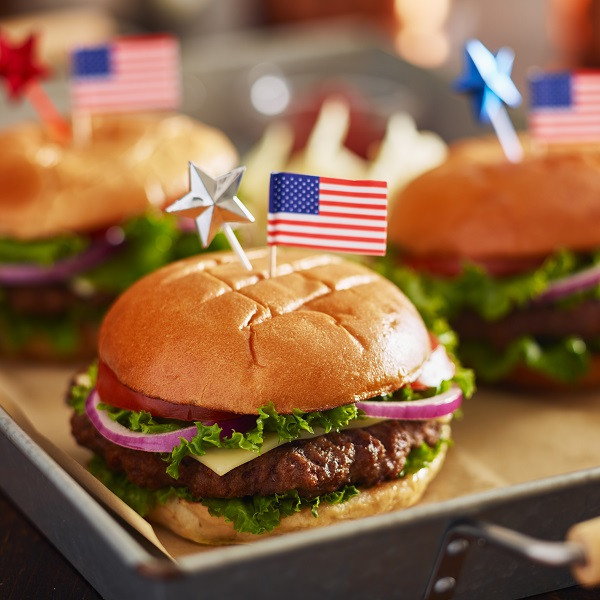 NEW! 4th of July Organic Cookout Kits