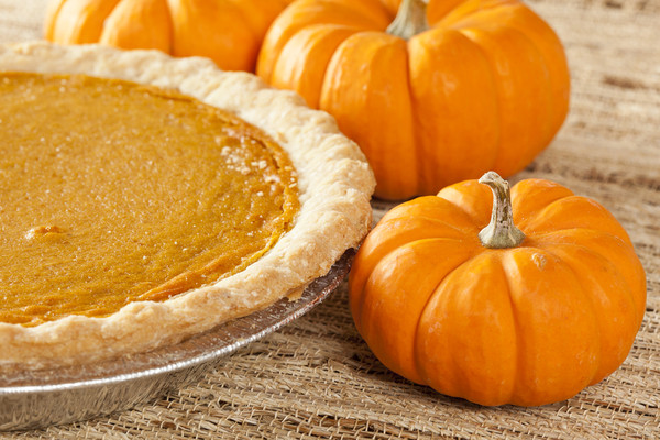 Locally-Grown Pie Pumpkins
