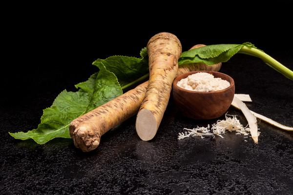 Organic Horseradish Root