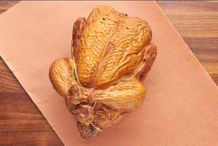Simply Fresh Market - Smoked Chicken, Cooked (Cold)