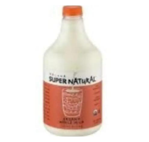 Kalona Super Natural - Organic Whole Milk 1/2 Gallon