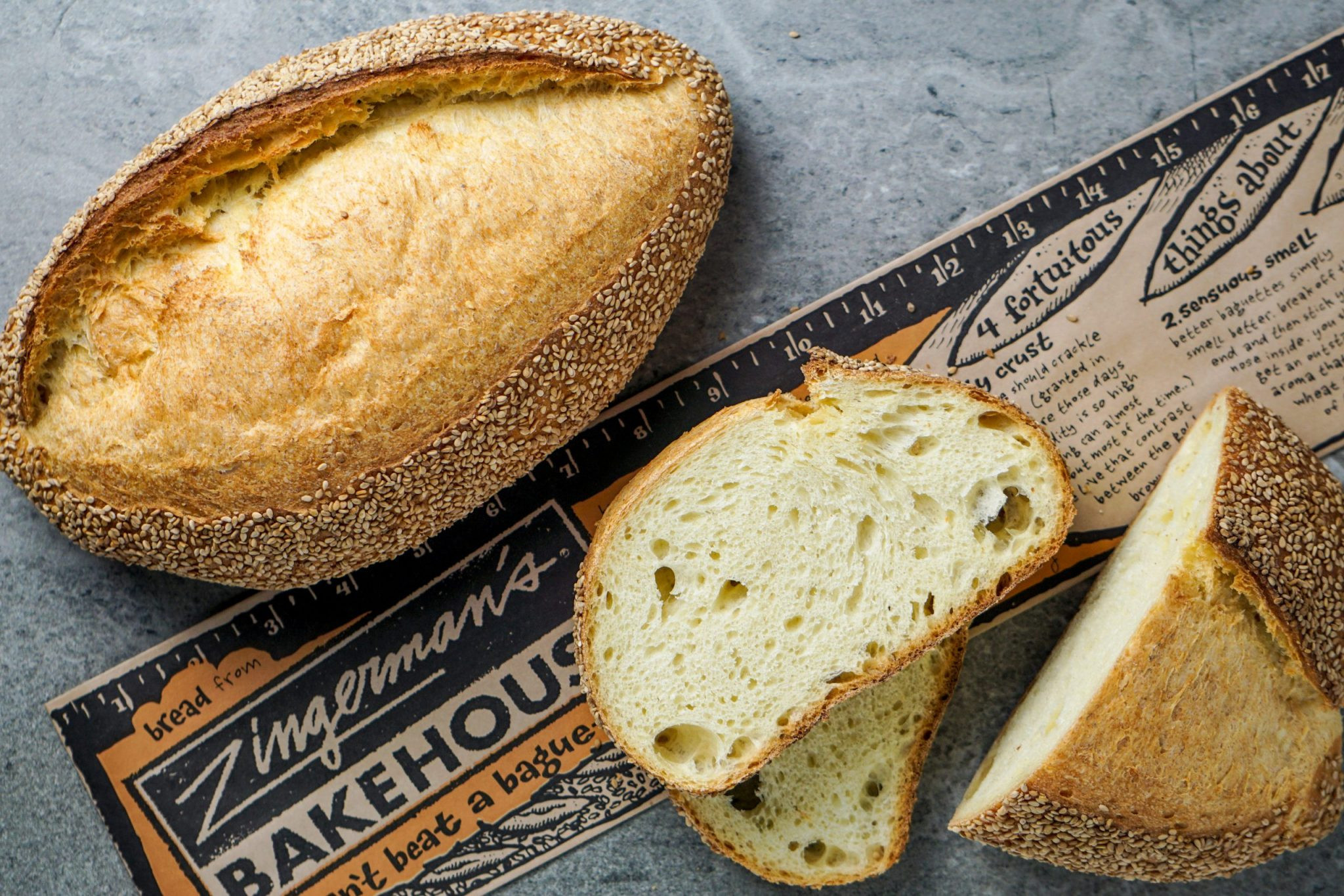 Sicilian Semolina Loaf