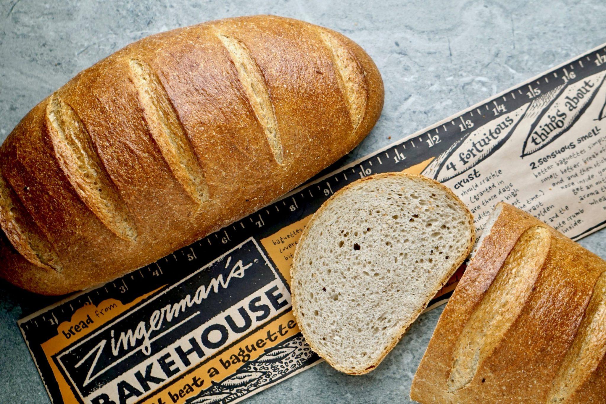 Jewish Rye Bread, Sliced