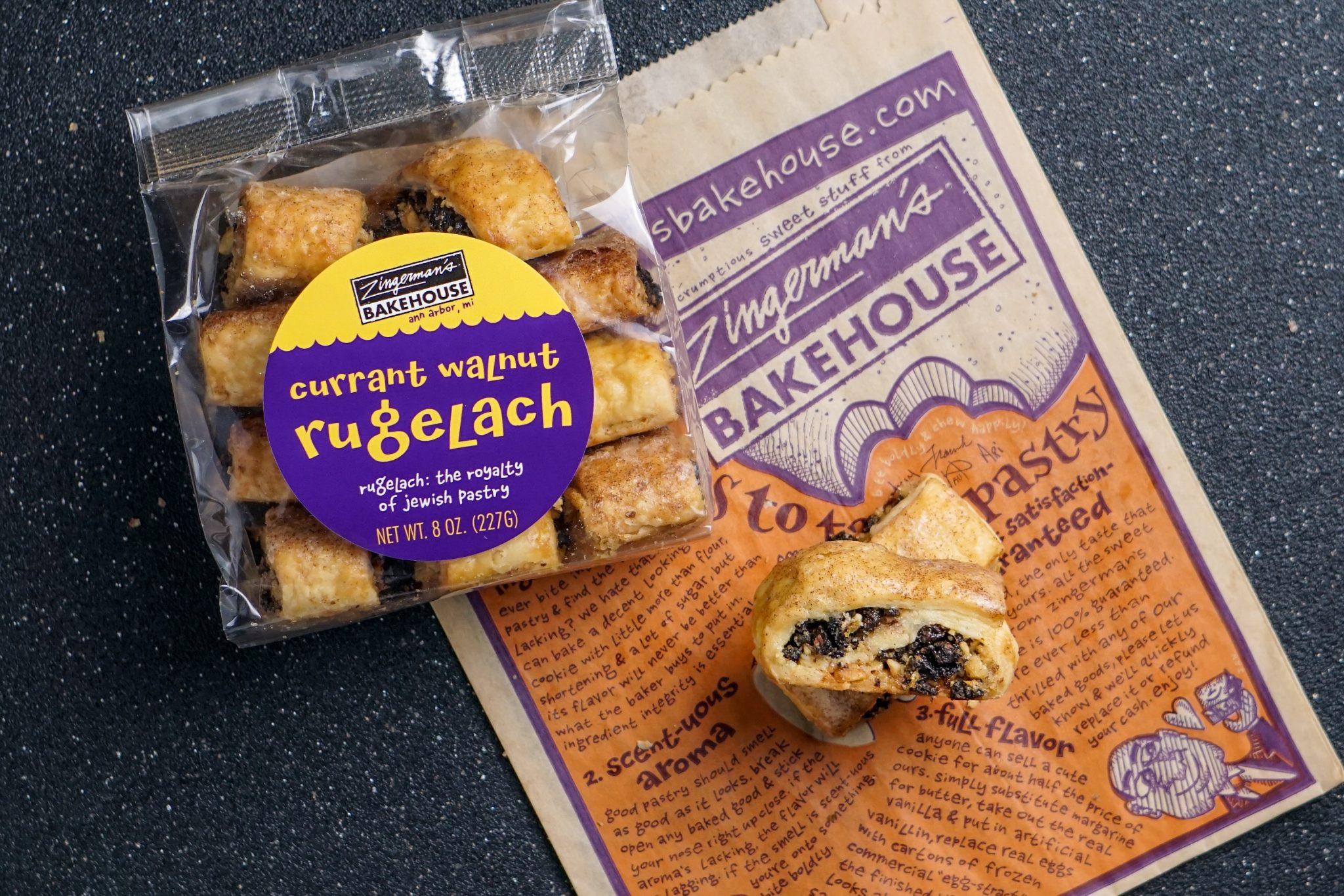 Currant Walnut Rugelach