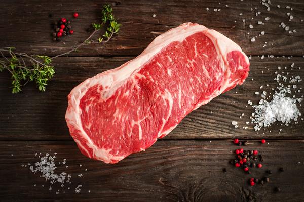 Top-Sirloin Steak, Michigan Grass-Fed