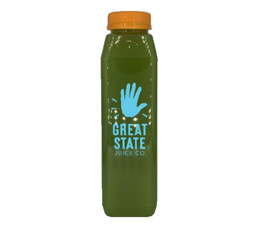 Refresh, Cold-Pressed 100% Organic Raw Juice