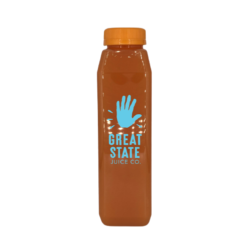 Exhale, Cold-Pressed 100% Organic Raw Juice