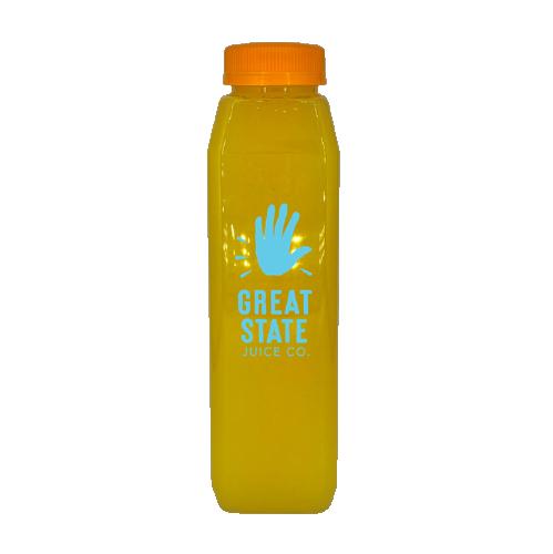 Shine, Cold-Pressed 100% Organic Raw Juice