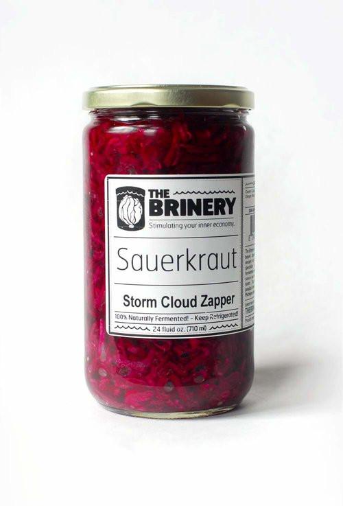 Storm Cloud Zapper