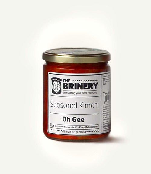 Oh Gee Kimchi