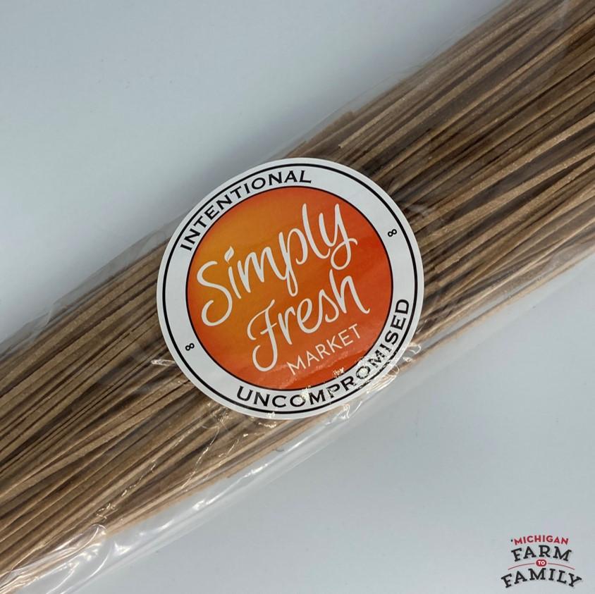 Whole Wheat Linguine Pasta