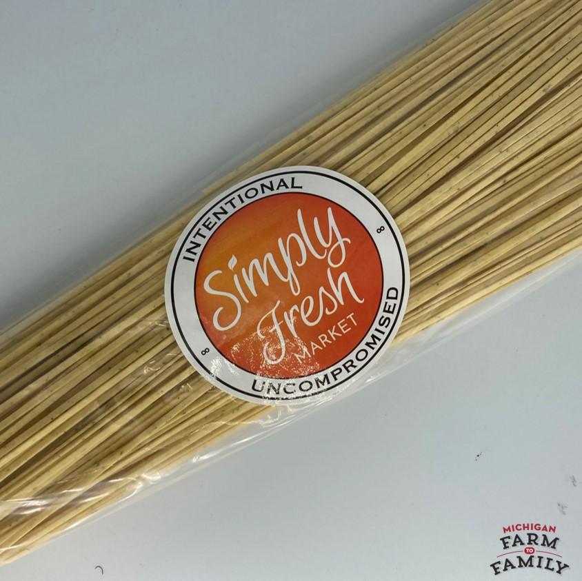 Linguine - Garlic Parsley Pasta