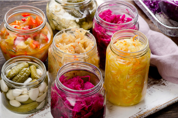 Fermented Foods & How They Benefit Your Body