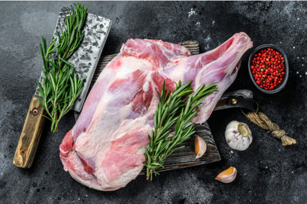 Lamb Shoulder Roast (Bone-In)