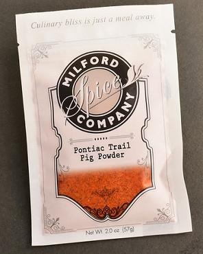 Pontiac Trail Pig Powder
