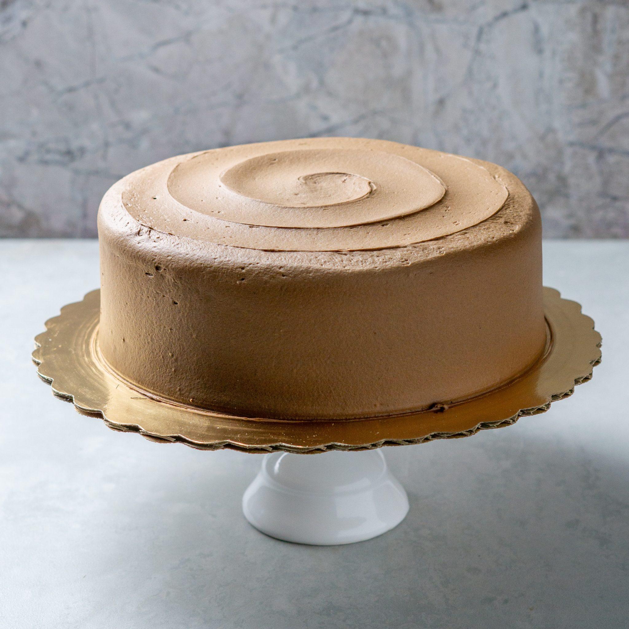 """Hunka Burnin' Love Chocolate Cake 6"""" (2-layer)"""