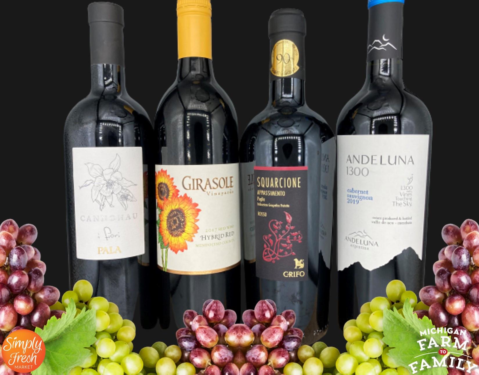 Red Wine Bundle