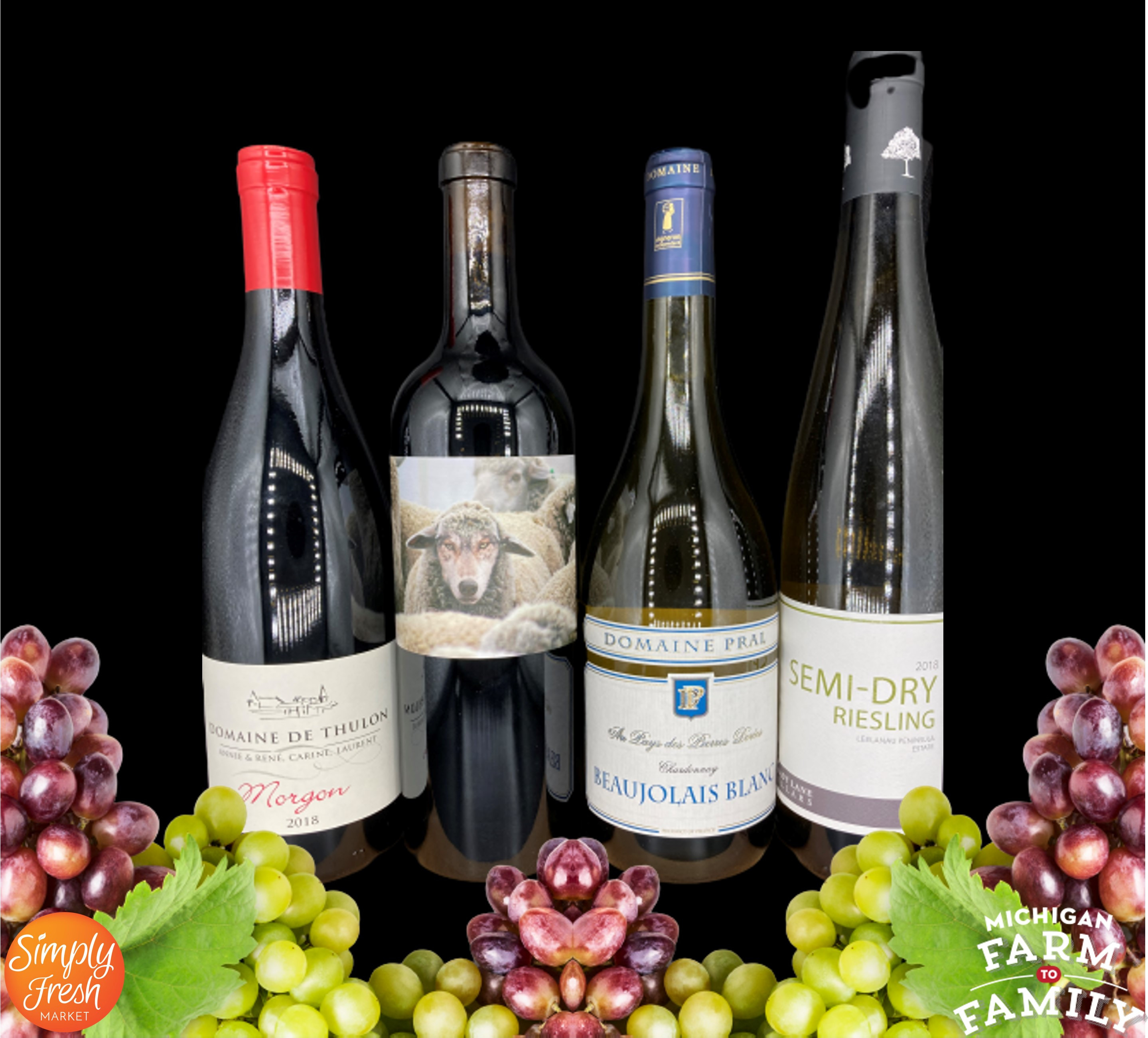 Mixed Wine Bundle - September's Sommelier Selections