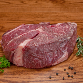 Egeler - Chuck Roast, Grass-Fed Beef