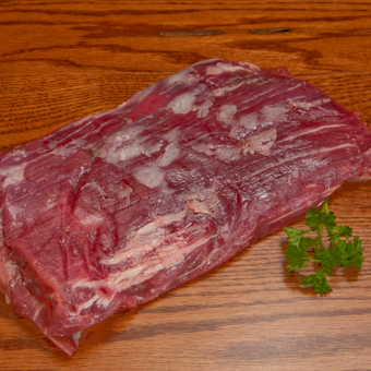 Zimba - Flank Steak, Organic Beef