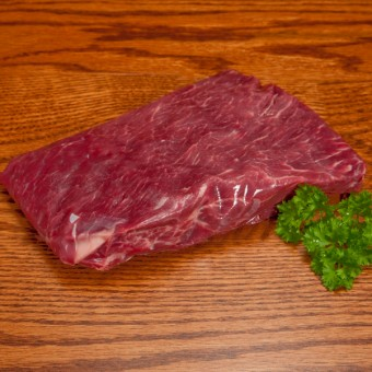 Egeler Farm - 100% Grass-Fed Beef - Flat Iron Steak