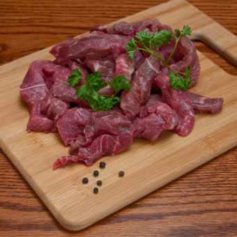 Egeler Farms - 100% Grass-Fed Beef - Kabob/Stew Meat