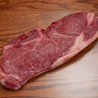Zimba Farm - Organic Beef - Sirloin Steak