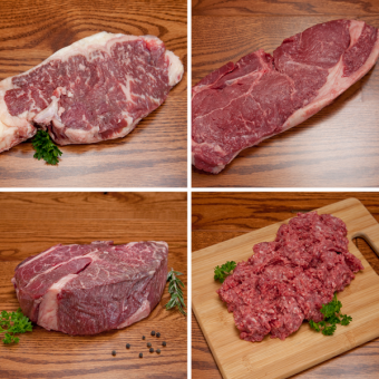 Landmark Grass Fed Beef Bundle 2