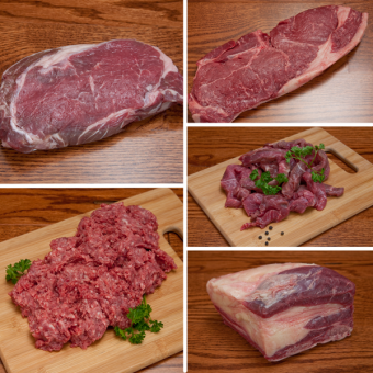 Landmark Grass Fed Beef Bundle 1