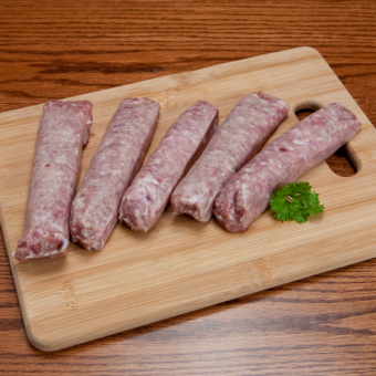 Heritage Hot Italian Breakfast Sausage Links - Yoder Amish Farms