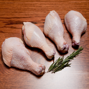 GCC Organics - Chicken Legs (Drumsticks)