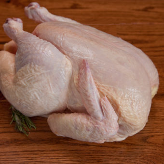 GCC Organics - Cornish Hens