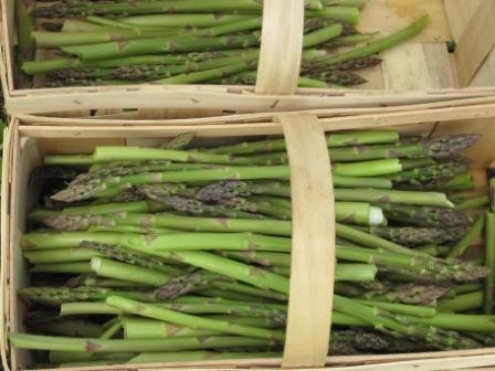 Locavorious Frozen Asparagus - Delivered for Thanksgiving