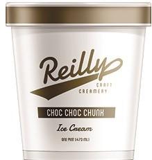 Reilly Craft Creamery Choc Choc Chunck