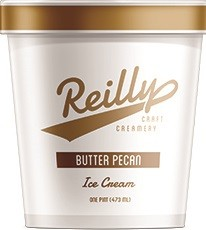 Reilly Craft Creamery Butter Pecan