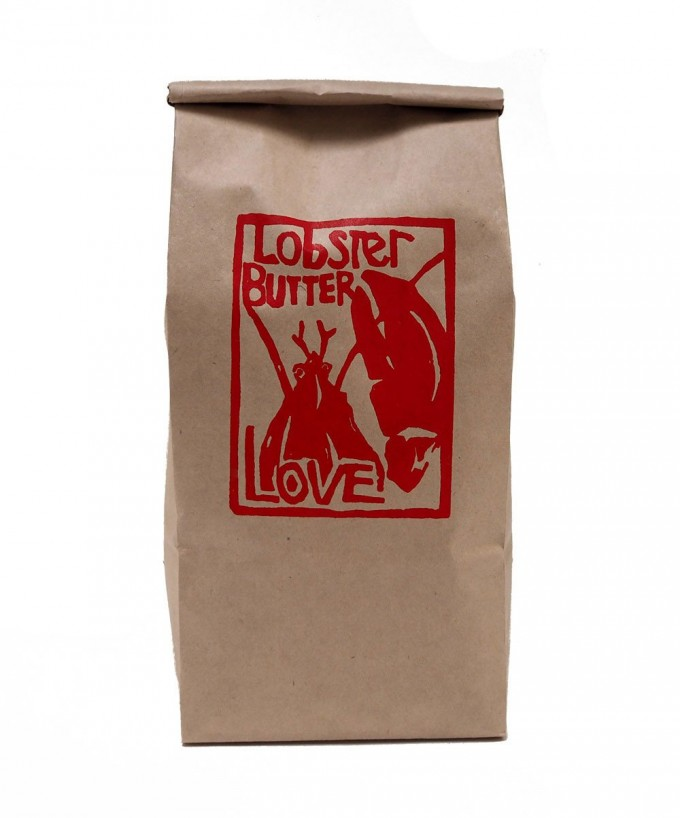 RoosRoast Lobster Butter Love Coffee - 1/2 #