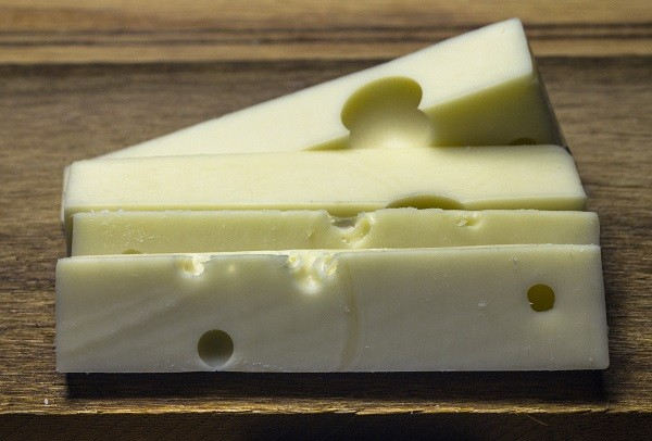 Oliver Farms - Organic Raw Milk Cheese, Swiss Cheese
