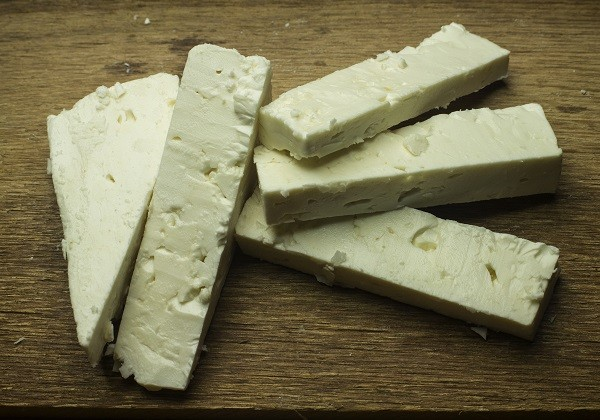 Oliver Farms  - Organic Raw Milk Cheese - Feta Cheese * 5LB BLOCK *