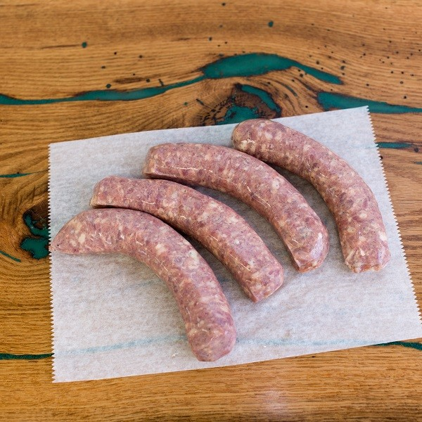 Heritage Hot Italian Bratwurst - Yoder Amish Farms
