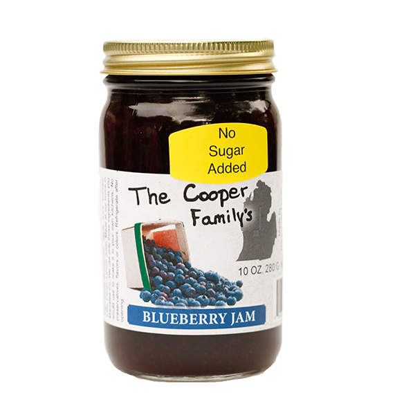 The Cooper Family - Blueberry Jam