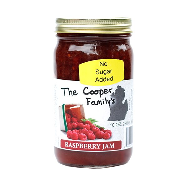 The Cooper Family - Raspberry Jam