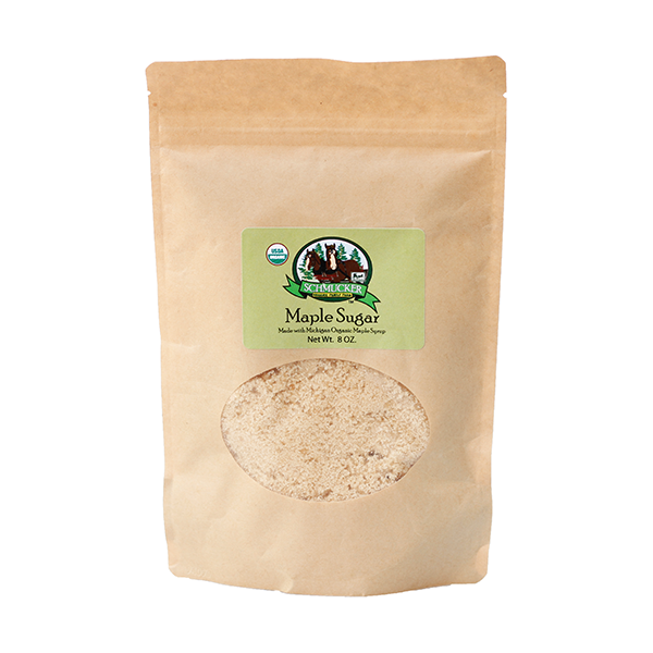Schmuckers Organic Maple Sugar Bag